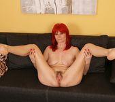 Amanda Rose - redhead mom spreading her legs 23