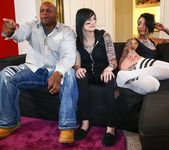 Cheating With Black Cock - Nikki Hearts - Burning Angel 2