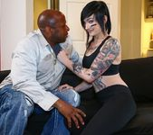Cheating With Black Cock - Nikki Hearts - Burning Angel 5