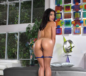Gina Valentina - hot blue ass 10
