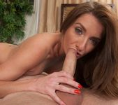 Silvia Saige hardcore fuck in the bedroom 10