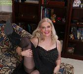 Judy Belkins - older woman showing her pussy 3