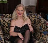 Judy Belkins - older woman showing her pussy 4