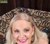 Judy Belkins - older woman showing her pussy 6
