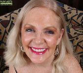 Judy Belkins - older woman showing her pussy 7