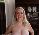 Judy Belkins - older woman showing her pussy 9