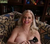 Judy Belkins - older woman showing her pussy 11