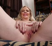 Judy Belkins - older woman showing her pussy 16