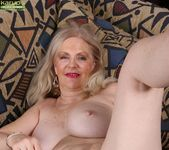 Judy Belkins - older woman showing her pussy 19