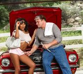 Diamond Monrow - My New White Stepdaddy #14 - Devil's Film 4