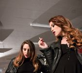 Samantha Bentley, Misha Cross - Hard In Love - Evil Angel 5