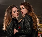 Samantha Bentley, Misha Cross - Hard In Love - Evil Angel 7