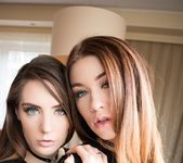 Samantha Bentley, Misha Cross - Hard In Love - Evil Angel 28