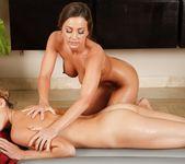 Abigail Mac, Ryan Ryans - Treat The Wife - Fantasy Massage 6