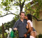Nadia Jay, Steven St.Croix - My New White Stepdaddy #14 5