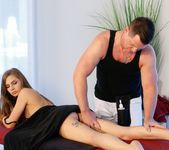 Sydney Cole - My Sister's Cold Feet - Fantasy Massage 4