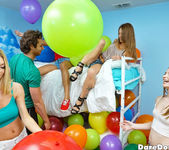Alice March - Balloon Party - Dare Dorm 3