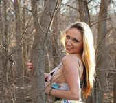 Lily strips deep in the woods 4