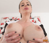 Cathy Heaven - Tight-ass maid gets it both ways 5