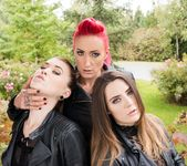 Angel Long, Samantha Bentley, Misha Cross - Hard In Love #02 2