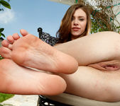 Anya Olsen Drives Boyfriend Wild With Her Feet 7