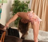 Silvia Saige - cougar slut gets naked 16