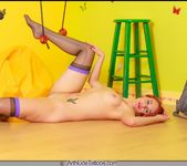Naughty Mom - Ariel - Art Nude Tattoos 11