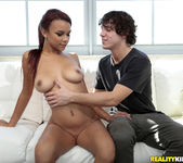Raven Redmond - Rubbing On Raven - Big Naturals 5