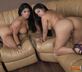 Sheila Ortega - Two sisters in a row for Rob 4