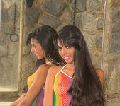 Angela Diaz - pretty latina ready for a bath 2