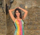Angela Diaz - pretty latina ready for a bath 4