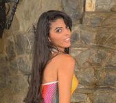 Angela Diaz - pretty latina ready for a bath 5