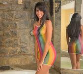 Angela Diaz - pretty latina ready for a bath 6