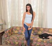 Angela Diaz - latina teen pleasuring herself 5