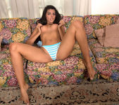 Angela Diaz - latina teen pleasuring herself 11