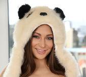 Talia Mint - teen spreading her pussy 4
