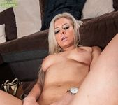 Alana Luv - mature playing with herself 19