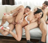Anissa Kate - Anissa Takes It All In - 21Sextury 25
