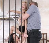 Prison Juicer - Sperm Dripping Outta Her Dominant Mouth 6