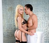 Anikka Albrite - Anikka And Mick's Intimate Sodomy Session 7