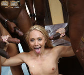 AJ Applegate - Blacks On Blondes 13