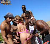 Britney Amber - Blacks On Blondes 6