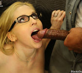 Christie Stevens - Blacks On Blondes 15
