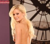 Candee Licious - hot blonde double fingering 12