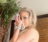 Alana Luv - blonde milf shows her body 11