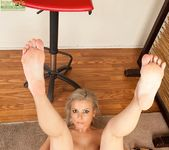 Alana Luv - blonde milf shows her body 20