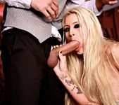 Busty Blonde Brooklyn Blue is Drunk On Cock - Private 4