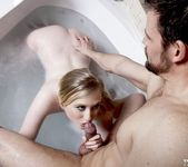Satine Spark Gets Wet and Wild in a Hot Bath - Private 6