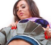 Sofia - Short Short Skirt - SpunkyAngels 6