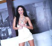 Skinny Dynamo Gina Devine Loves To Ride Big Dicks - Private 2
